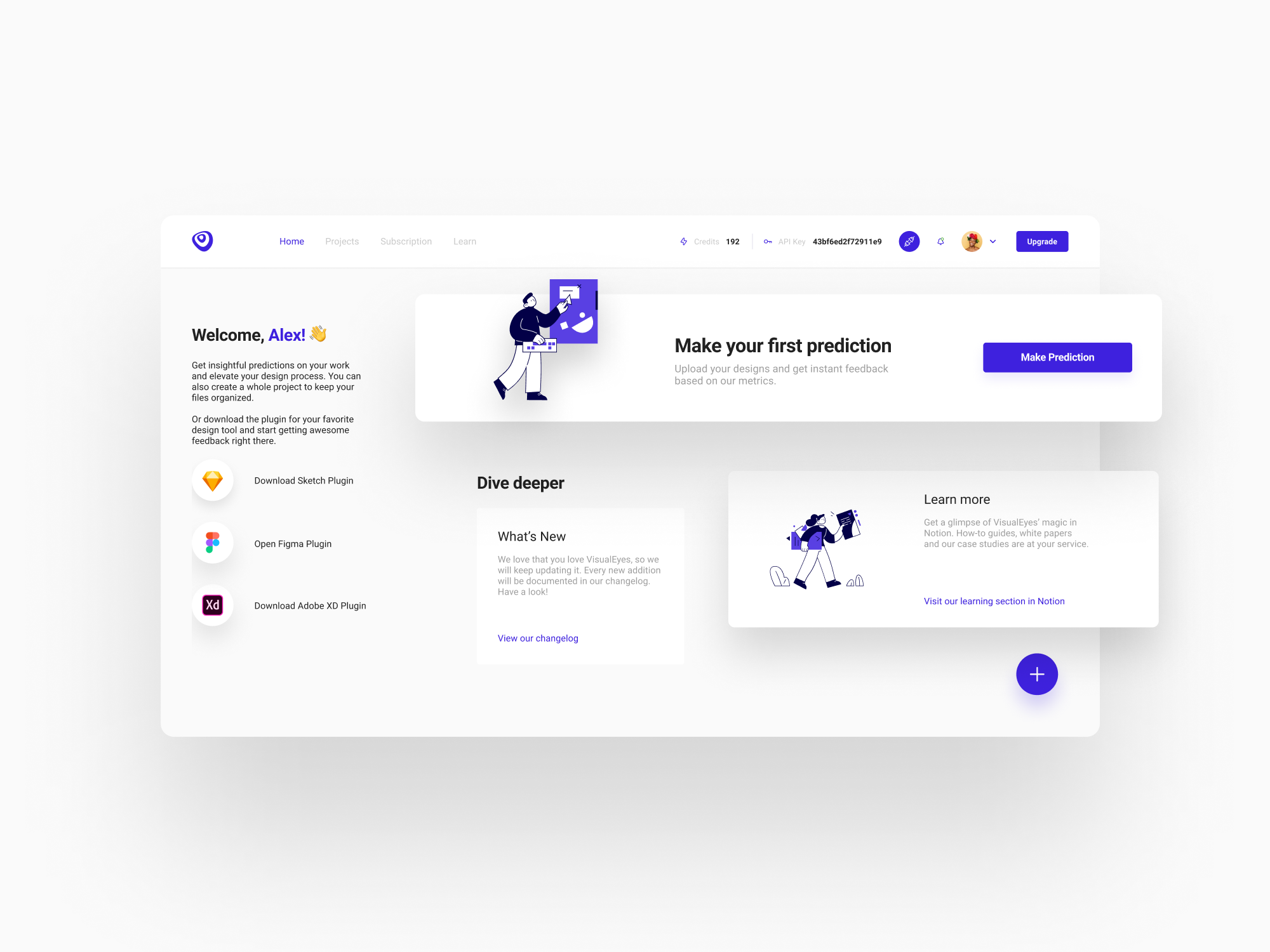 Dribbble Shot HD – Homepage